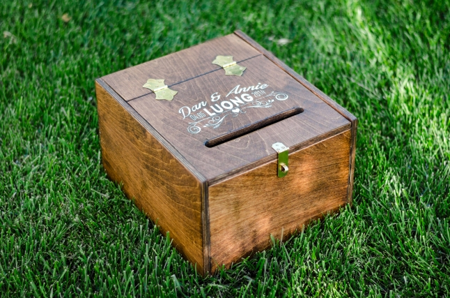Custom Wood Box