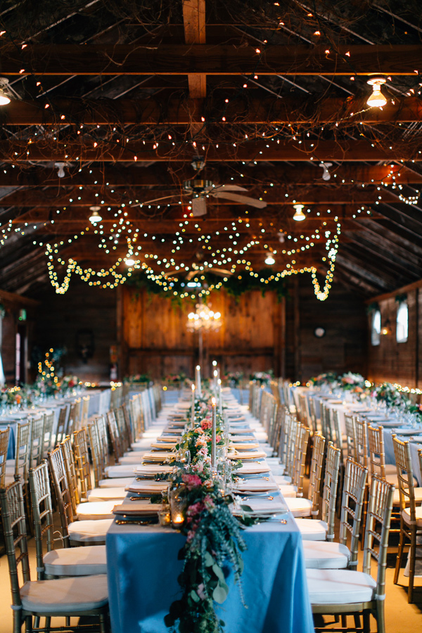 Ruffled - photo by Lora Grady Photography http://ruffledblog.com/fairytale-cottage-wedding-at-craven-farm