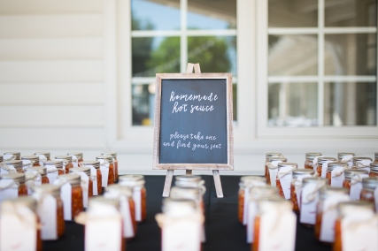 I've learned that these table set ups are one of my favorite things to do on wedding day.